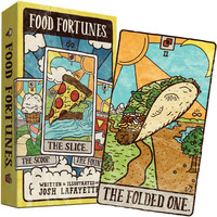 FOOD FORTUNES CARD DECK
