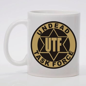 "Undead Task Force     ""Coffee Mug"""