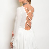 114-3-2-DLY1055 OFF WHITE DRESS 2-2-2