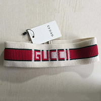 GUCCI Fashion Crochet Headwrap Headband Head Hair Band