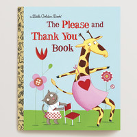 The Please and Thank You Book, a Little Golden Book - World Market