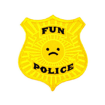 Fun Police Patch