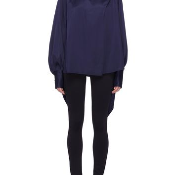 The Row | 'Asta' tie neck blouson sleeve blouse | Women | Lane Crawford - Shop Designer Brands Online