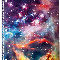 *KL Living The Galaxy Notebook