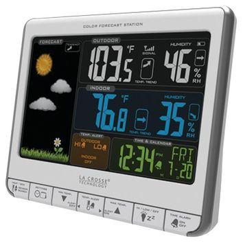 La Crosse Technology Color Weather Station LCR3081412S