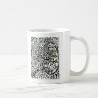 A Shock to the System (Electric Chair) Coffee Mug