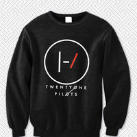 Twenty One Pilots Blurryface Sweater Man and Sweater Woman