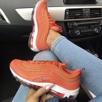 KUYOU NIKE AIR MAX 97 ORANGE