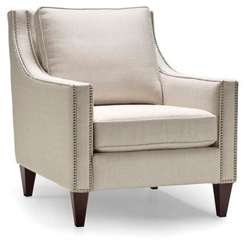 Anna Chair, Cream, Accent & Occasional Chairs