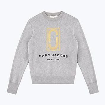 Double J Logo Sweatshirt | Marc Jacobs