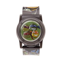Teenage Mutant Ninja Turtles Flash Watch