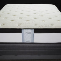Emerald Euro Extra Soft Queen Mattress Set