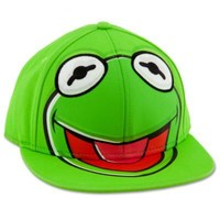 Personalizable Muppets Kermit Baseball Cap for Men | Hats, Gloves & Scarves | Disney Store