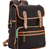 Oryer Women's And Girl's Backpack School bag travel bag Canvas