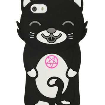 PENTAGRAM CAT IPHONE CASE