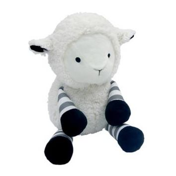 Lambs & Ivy® Little Sheep Plush Sheep Toy