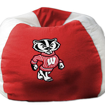 Wisconsin College Bean Bag Chair