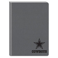 Gray 5X7 Writing Journal - Dallas Cowboys