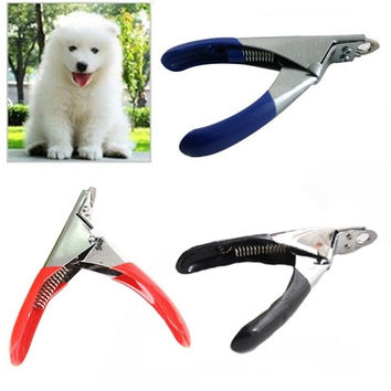 Pet Nail Clippers Cutter for Dogs Cats Birds Guinea Pig Animal Claws Scissor Cut = 1930068356