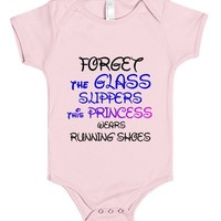 GLASS SLIPPER (BABY ONE PIECE)