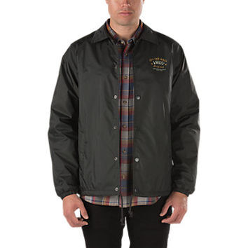 Torrey Coaches Jacket | Shop at Vans