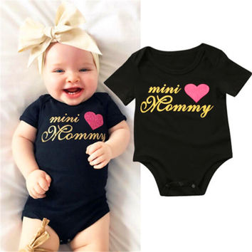 Mini Mommy Onesuit