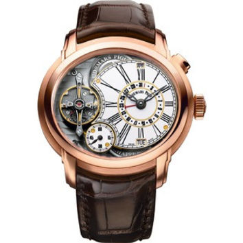 Audemars Piguet Millenary Quadriennium Pink Gold 26149OR.OO.D803CR.01