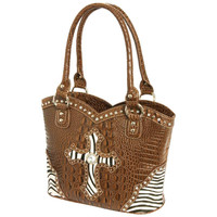 Casual Outfitters Western-Style Cross Purse