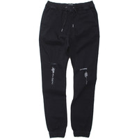 Sureshot Jogger Pants Black Rip