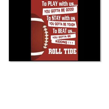 Alabama Crimson Tide T-Shirts | Reopened