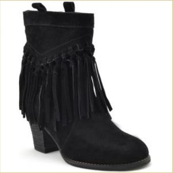 Sbicca Sound Booties- Black