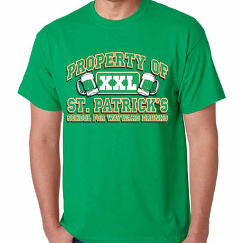 PROPERTY OF St patrick men t-shirt