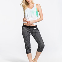HURLEY Nike Dri-Fit Womens Fleece Crop Pants | Bottoms