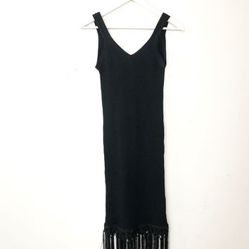 Libre Fringe Dress