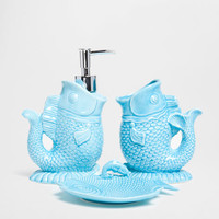 Fish-Shaped Bathroom Set - This week - New Arrivals | Zara Home United States