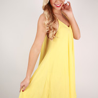 Pretty Like Peonies Dress in Yellow