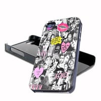 5 Seconds Of Summer Collage Design For iPhone 4/4s And iPhone 5 Case, Samsung Galaxy S3 i9300 And Samsung Galaxy S4 9500