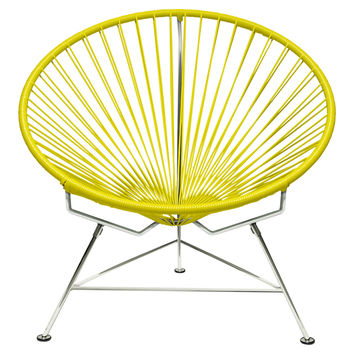 Innit Chair, Yellow, Accent & Occasional Chairs