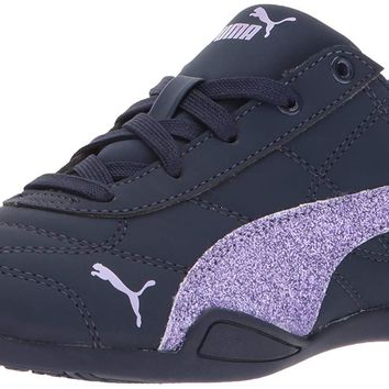 PUMA Kids' Tune Cat 3 Glam Sneaker