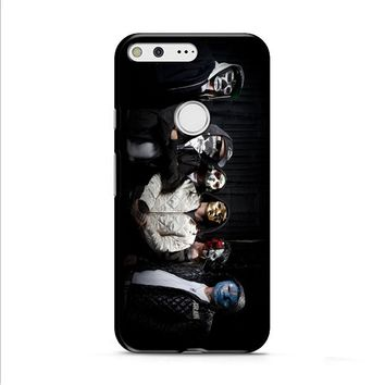 Hollywood Undead (group masks jackets) Google Pixel 2 Case