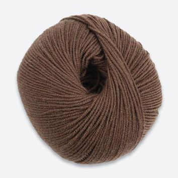 Plymouth Cammello Merino Yarn - Brown