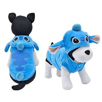 Lilo and Stitch Blue Stitch Costunme