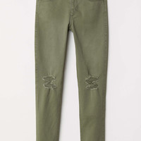 H&M Super Slim-fit Pants $24.99