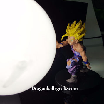 Dragon ball z Lamp DIY Gohan