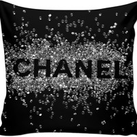 Chanel Throw Pillow #2