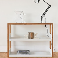 Lap shelving unit by Marina Bautier | casefurniture.co.uk