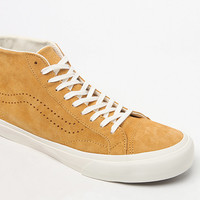 Vans Pig Suede Court Mid DX Amber Shoes at PacSun.com