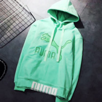 '' PUMA ''  Women Man Hot Hoodie Cute Sweater