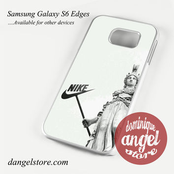 Nike in Statue Phone Case for Samsung Galaxy S3/S4/S5/S6/S6 Edge/S6 Edge Plus