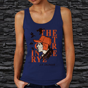 The Catcher in the Rye Women's Tank Top (Color Available)